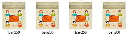 Баннеры (4 размера)