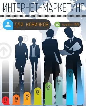 Электронная книга «Интернет-маркетинг для новичков»