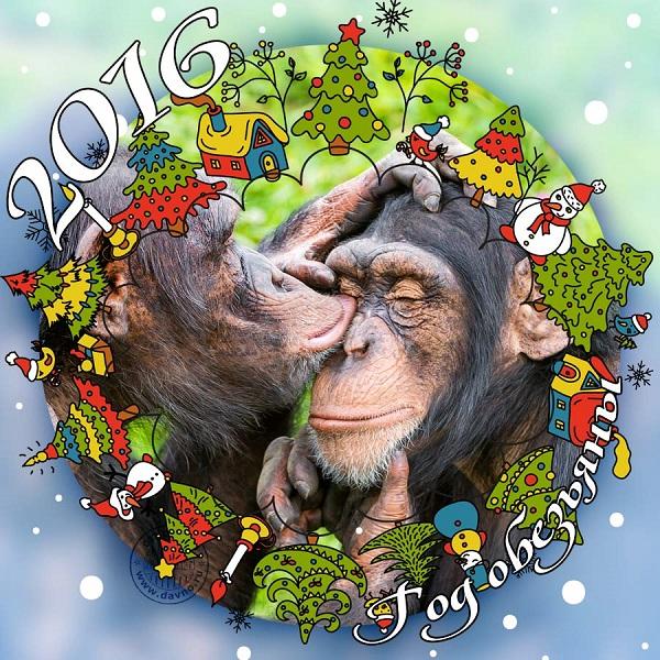 Поздравляю вас с новым 2016 годом