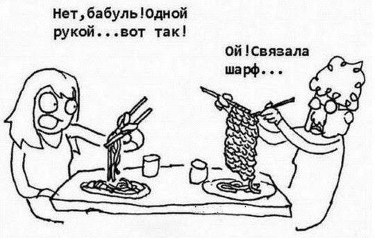 вязание без слёз